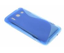 Blauw S-line TPU Huawei Ascend G510
