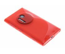 Rood S-line TPU Nokia Lumia 1020