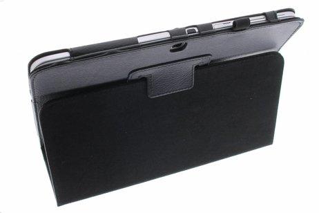 Zwart effen tablethoes voor de Samsung Galaxy Tab 3 10.1