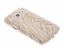 Hardcase hoesje hout design Samsung Galaxy Core
