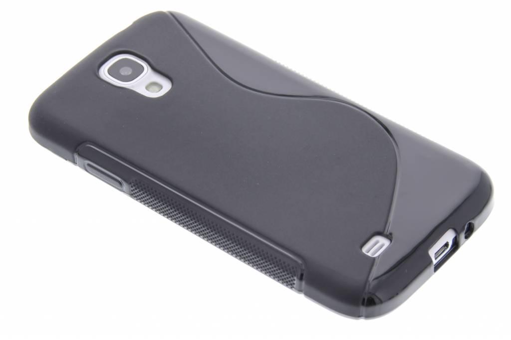 Bleu Souple Transparent S-line Cas De Tpu Pour Samsung Galaxy S4 I9500 jdxSUXZwGm