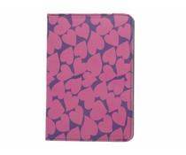Miss Jacobs hartjes design tablethoes iPad Mini / 2 / 3