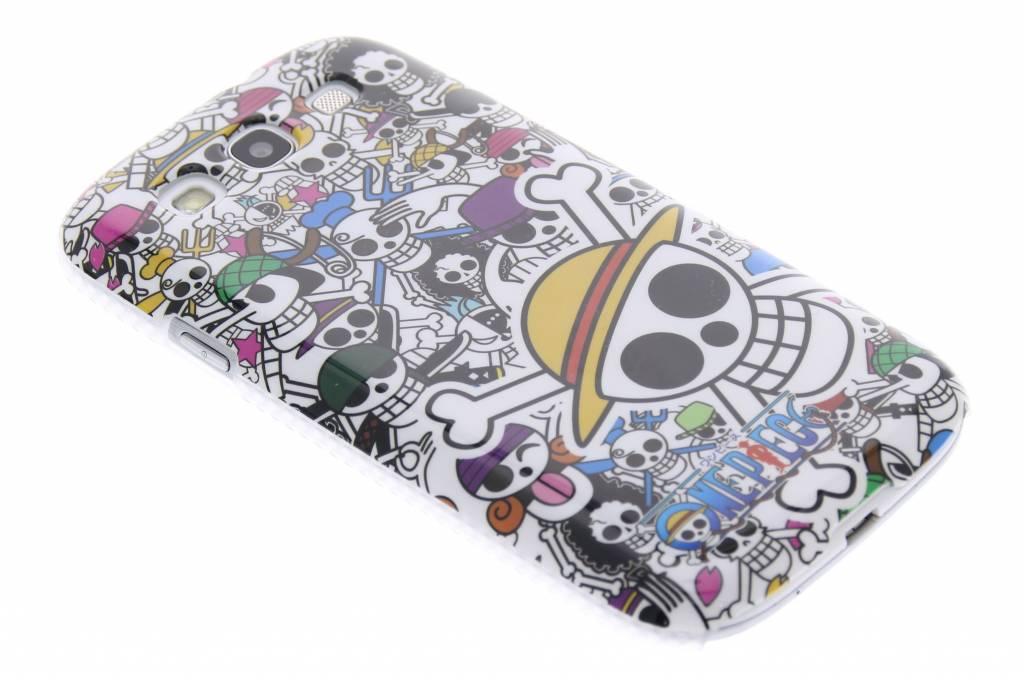 Glad hardcase hoesje met skulls voor de Samsung Galaxy S3 / Neo