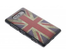Mat Britse vlag hardcase hoesje Nokia Lumia 820