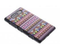 Mat Aztec hardcase hoesje Nokia Lumia 820
