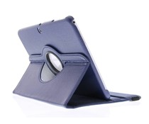 Blauw 360° draaibare hoes Samsung Galaxy Tab 3 10.1