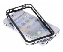 Dolce Vita transparant bumper iPhone 4 / 4s - zwart