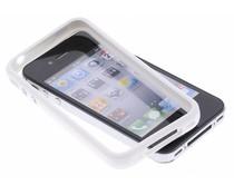 Witte bumper iPhone 4 / 4S