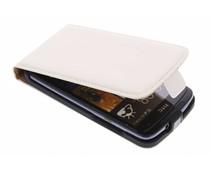 Mobiparts Premium flipcase HTC Desire 500 - White