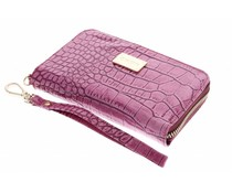 Valenta Leather Handbag Glam Pink