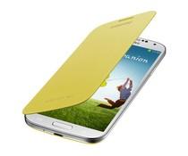 Samsung originele Flip Cover Galaxy S4 - Geel