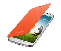 Samsung originele Flip Cover Galaxy S4 - Oranje