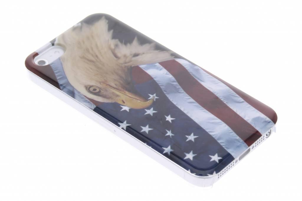 Gladde design hardcase hoes voor de iPhone 5 / 5s / SE