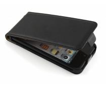 Zwart luxe flipcase iPod Touch 5g / 6