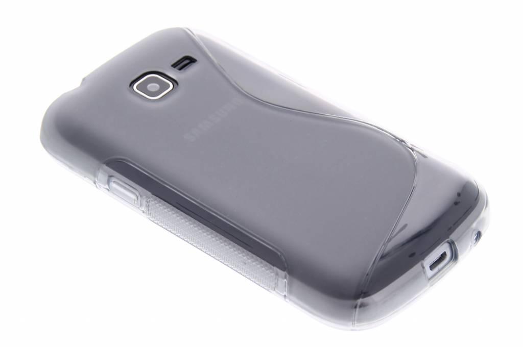 Sportief S-Line TPU hoesje Samsung Galaxy Trend Lite S7390