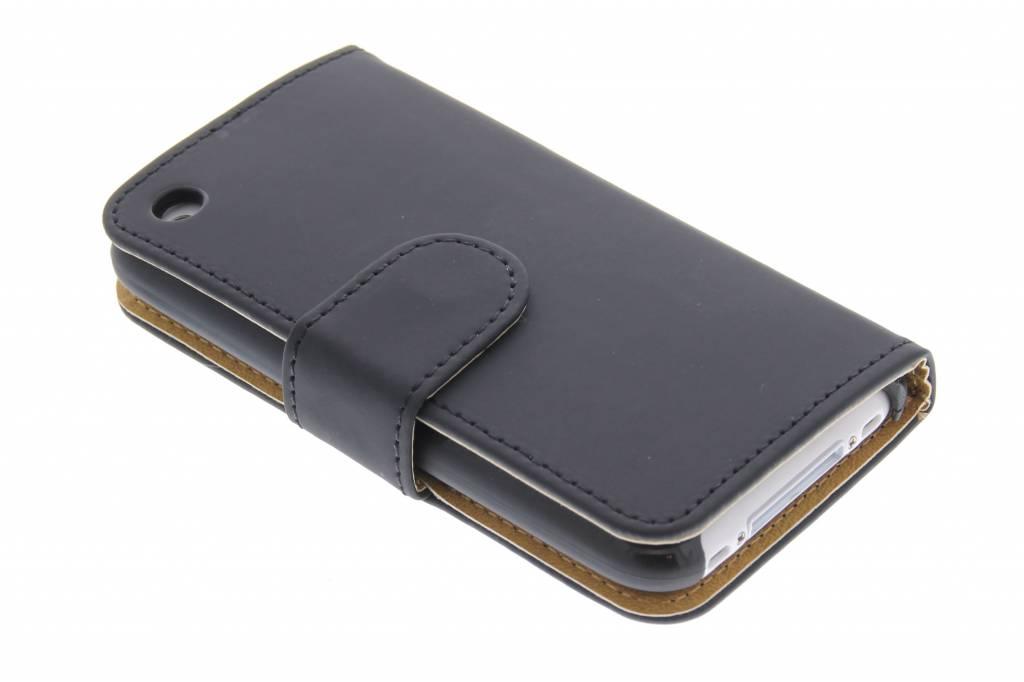 Effen booktype hoesje voor de iPhone 3g(s)