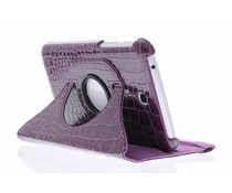 360º draaibare krokodil tablethoes Galaxy Tab 3 7.0
