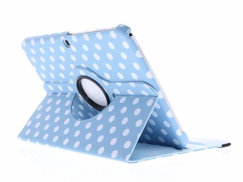 Comprimé Bleu Clair 360º De Pois Rotatif Cas Casemate Onglet 9,7