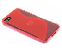 Rosé S-line TPU hoesje Blackberry Z10
