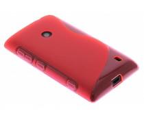 Rosé S-line TPU hoesje Nokia Lumia 520 / 525