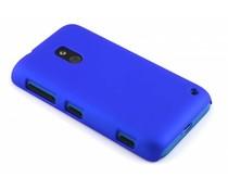 Blauw effen hardcase Nokia Lumia 620