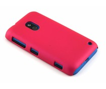 Fuchsia effen hardcase Nokia Lumia 620