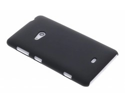 Zwart effen hardcase Nokia Lumia 625