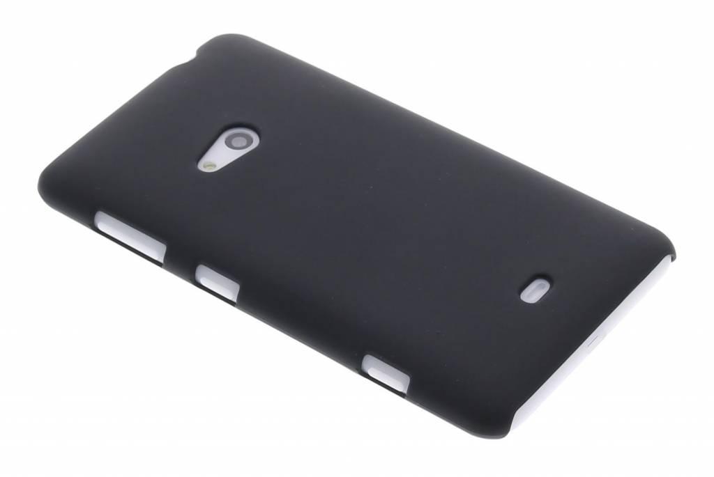 Zwarte effen hardcase hoes voor de Nokia Lumia 625