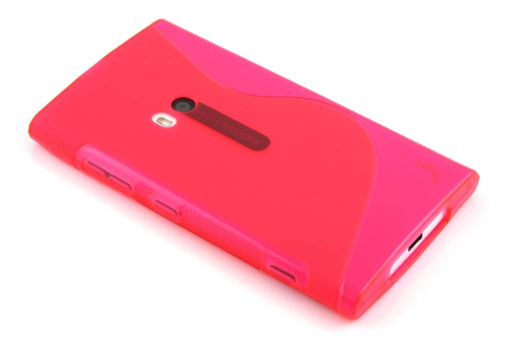 Rosé S-line flexibel TPU hoesje voor Nokia Lumia 920