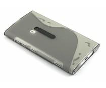 Grey S-line TPU hoesje Lumia 920