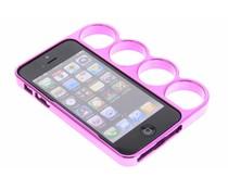 Fuchsia boksbeugel bumper iPhone 5 / 5s / SE