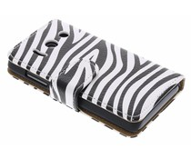 Zebra booktype hoes Huawei Y300