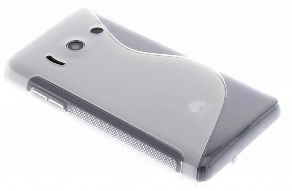 Transparant TPU S-Line hoesje voor de Huawei Ascend Y300