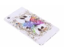 Design TPU siliconen hoesje Sony Xperia Z1