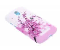 Design TPU siliconen hoesje HTC Desire 500