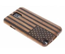 Echt houten hardcase hoesje Samsung Galaxy Note 3