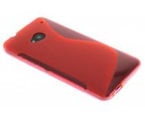 Rosé S-line TPU hoesje HTC One