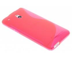 Rosé TPU S-Line hoesje HTC One Mini