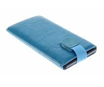 Mobiparts Uni Pouch Smoke maat 3XL - turquoise