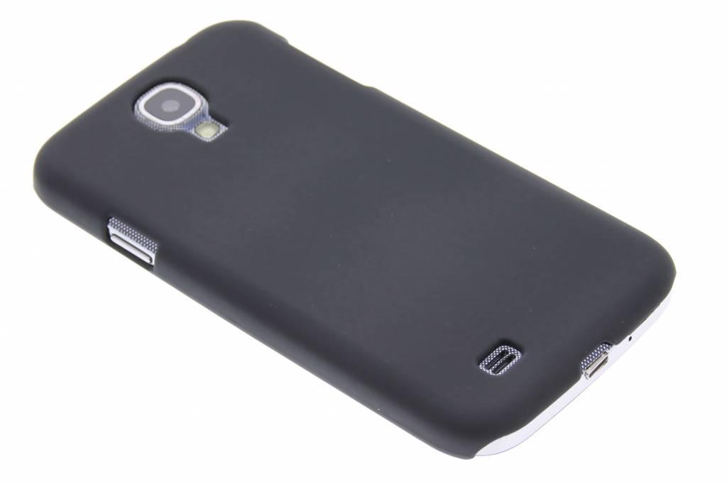Zwarte effen hardcase hoesje voor de Samsung Galaxy S4