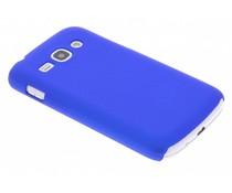 Blauw effen hardcase Samsung Galaxy Ace 3
