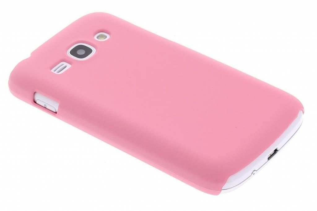 Roze effen hardcase hoesje voor de Samsung Galaxy Ace 3