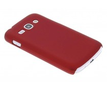 Rood effen hardcase Samsung Galaxy Ace 3