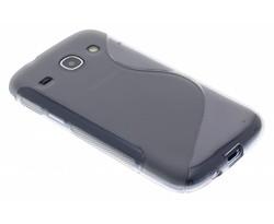 Grijs S-line TPU hoesje Samsung Galaxy Core