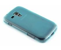Siliconen hoesje Samsung Galaxy S Duos / Trend (Plus)