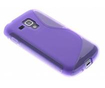 S-line TPU hoesje Samsung Galaxy S Duos / Trend (Plus)