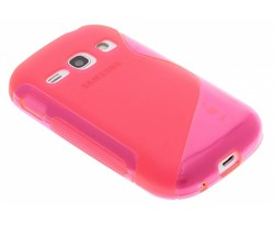Rosé S-line TPU hoesje Galaxy Fame