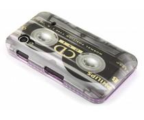 Cassetteband hardcase hoesje Samsung Galaxy Ace