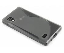 Grey S-line TPU hoesje LG Optimus L9