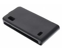 Dolce Vita Flipcase LG Optimus L9 - zwart